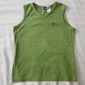 The North Face sleeveless tee